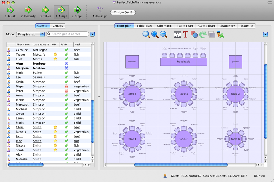 New Seating Planning Software For Event Professionals Prmac