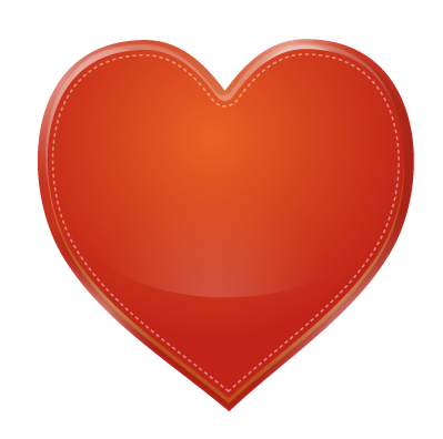 love heart clip art