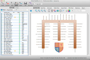 Mac table plan software - click to enlarge/shrink